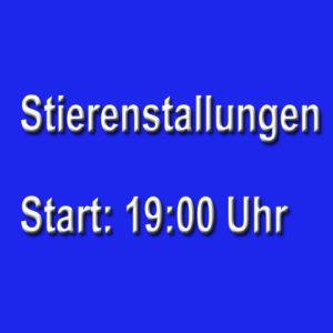 SSZ Training Stierenstallungen, Zug